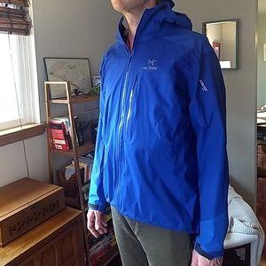 Arc'teryx Alpha FL Hardshell Rain jacket